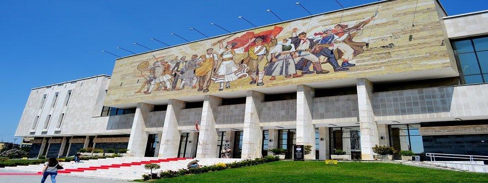 iniziativa il mio museo tirana voce aquila albania