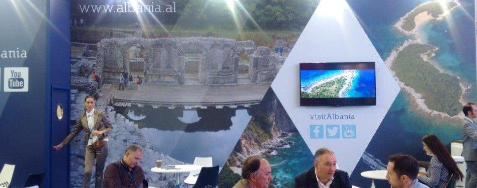 voce aquila albania alla fiera del turismo
