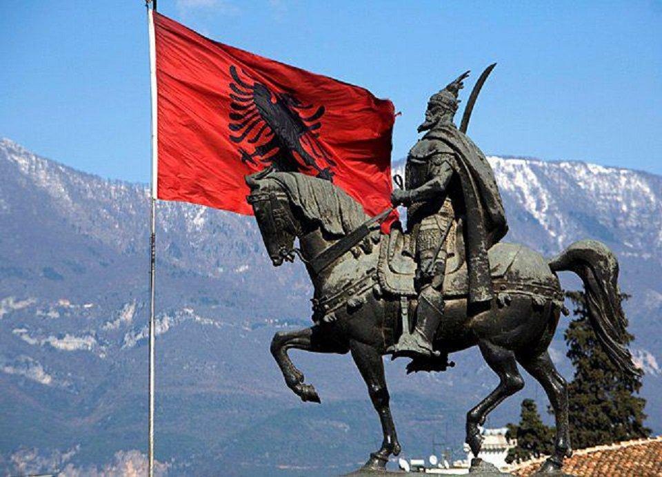 voce aquila albania turismo