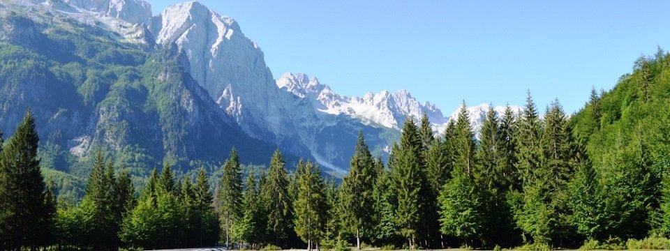 voce aquila albania turismo montagna alpi kelmend shkrel