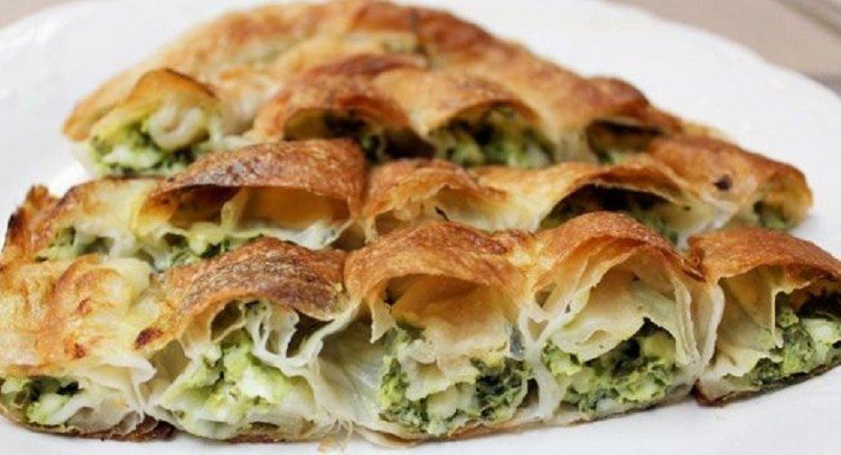 voce aquila albania gastronomia byrek