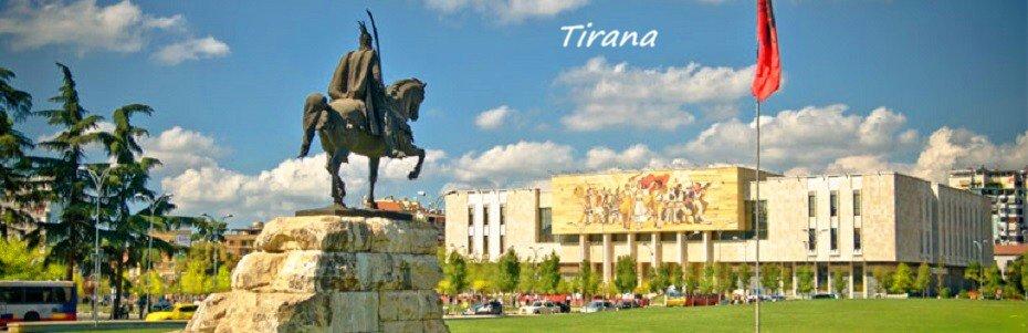 voce aquila albania turismo tirana
