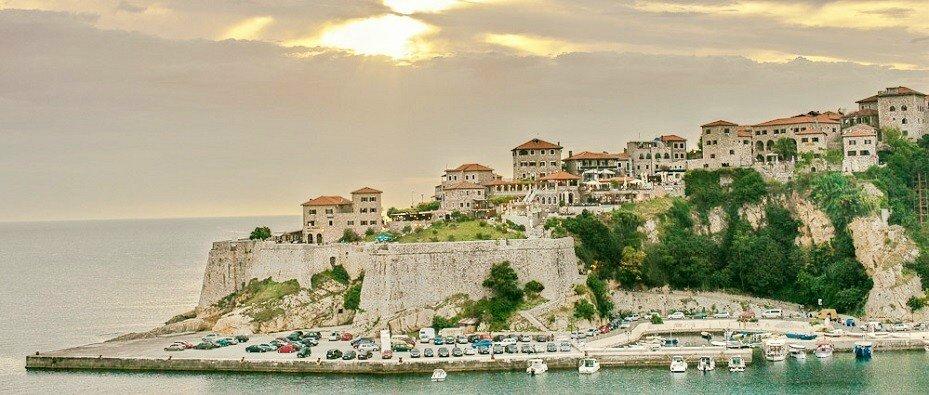 Dulcigno e l'Albania