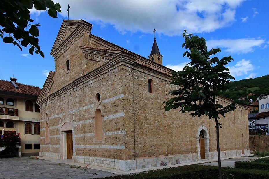 Cattedrale Madonna del Mutuo Soccorso_Prizren_Kosovo