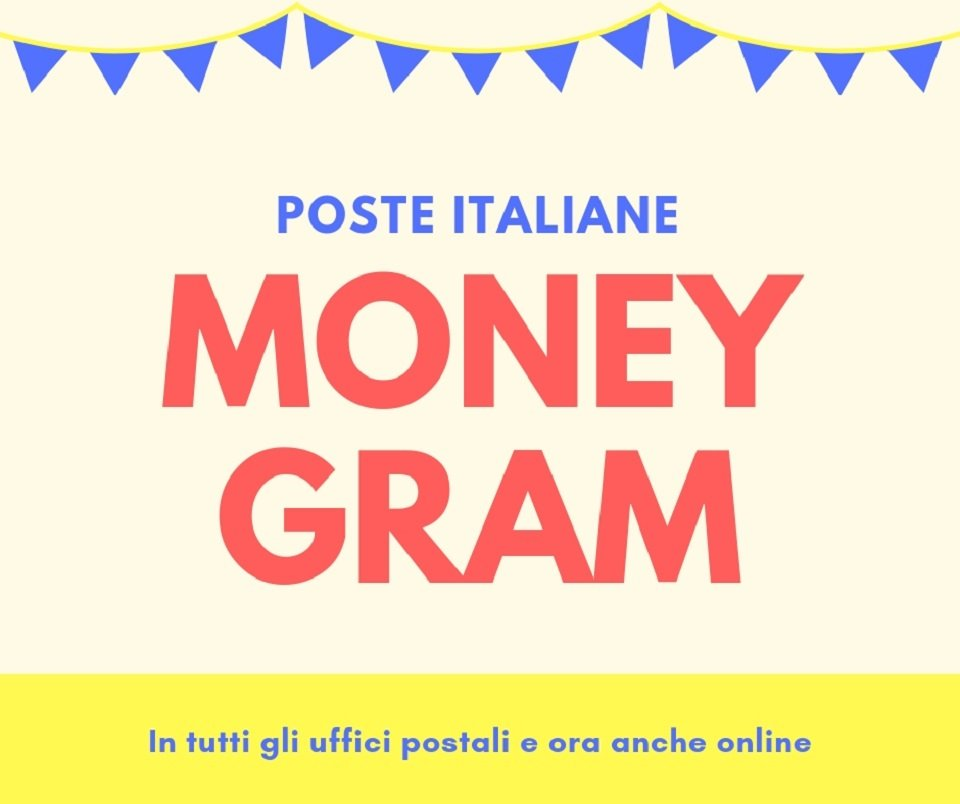 moneygram poste italia albania